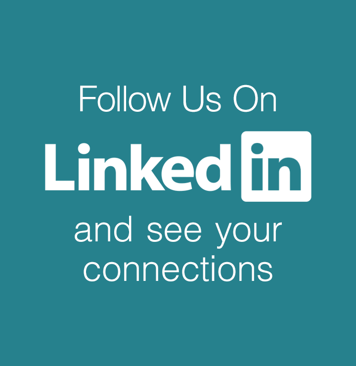 LinkedIn - See how you're connected